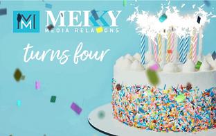 Mekky Media is Four!