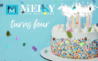 Mekky Media is Four!