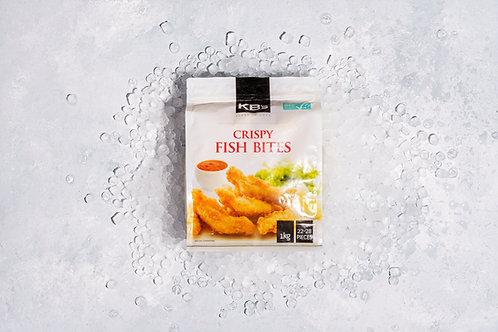 Crunchy Fish Bites
