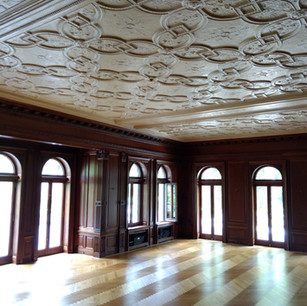 Fair Lane, the Home of Henry & Clara Ford / Dearborn, MI - Interior Finish Study & Restoration