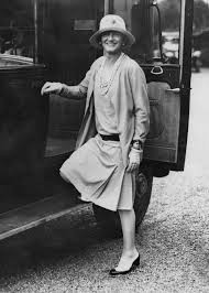 Abito in Jersey alla maschietta, 1926