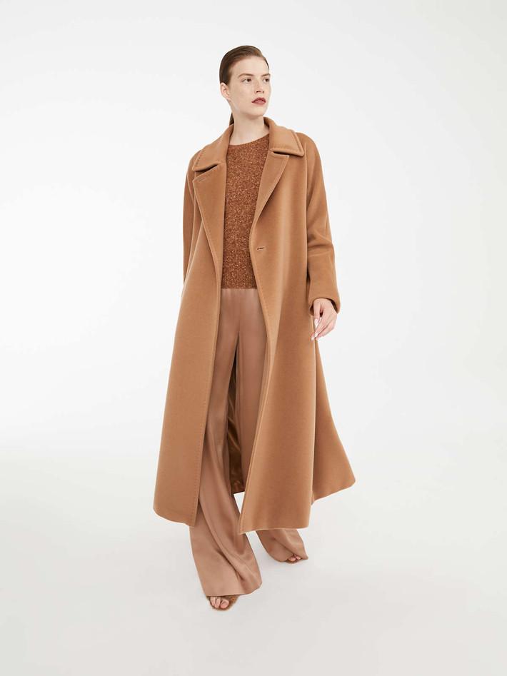 Il cappotto cammello!