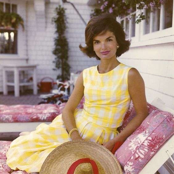 Icone di Stile.. Jacqueline Kennedy Onassis...