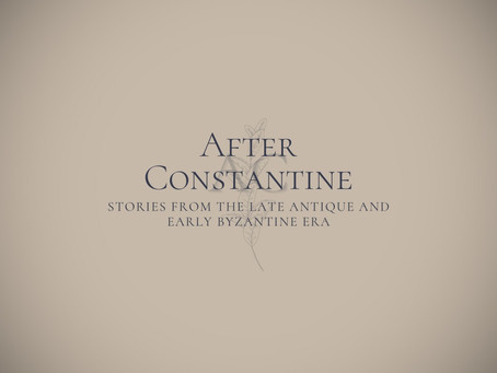 """Call for submissions: """"After Constantine"""" Journal"""