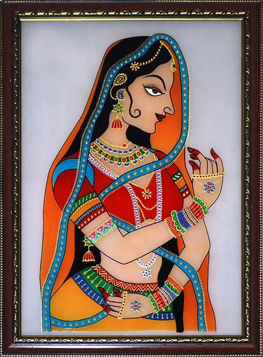 [CA401] An Indian Princess