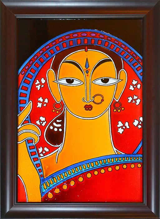 [CA202] Jamini Roy's Pujarini