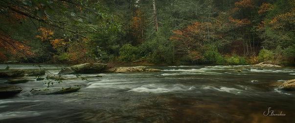 Upper Toccoa Blue Ridge Georgia