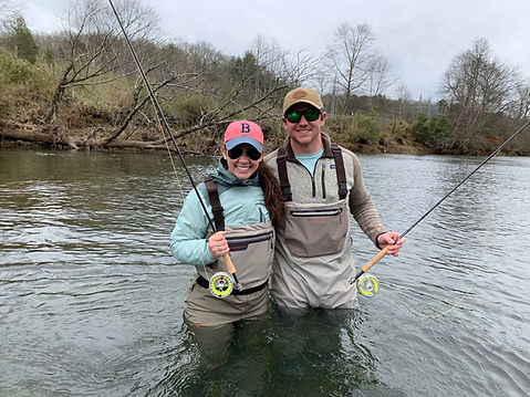 3 Hour Intro to Fly Fishing Blue Ridge