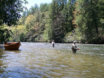 Toccoa River Blue Ridge Georgia
