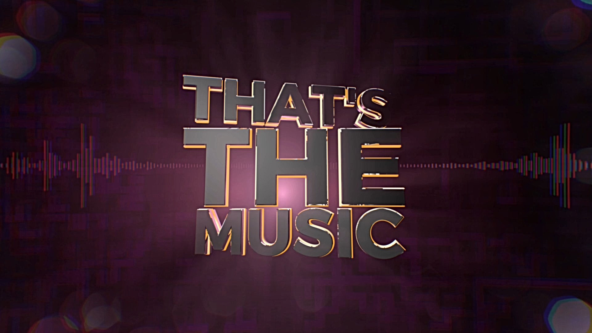That's The Music