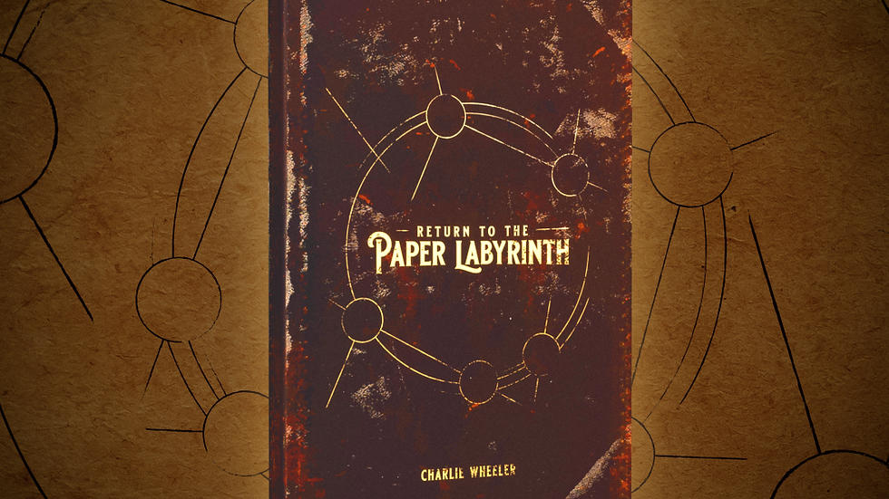 (Kickstarter add-on) Return to the Paper Labyrinth