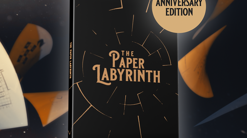 The Paper Labyrinth : Anniversary Edition