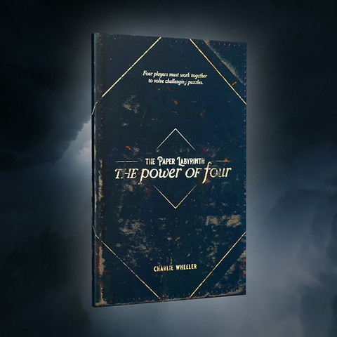 The Paper Labyrinth : The Power of Four