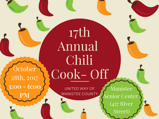 RSVP for the Chili Cook-Off