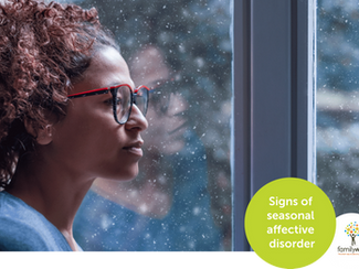 FamilyWize x United Way: Seasonal Affective Disorder