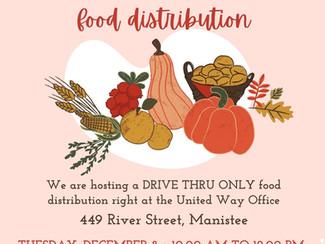 TOMORROW: Farmers to Families Food Distribution