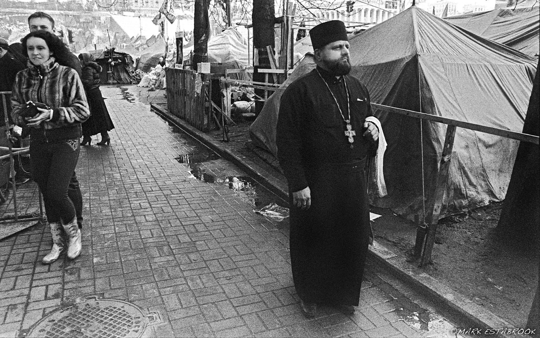 Orthodox priest 7-3-09