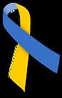 Ukrainian ribbon 1024px-Blue_and_yellow_