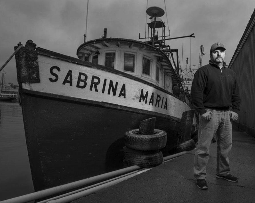 Al Cottone captain, F/V Sabrina Maria