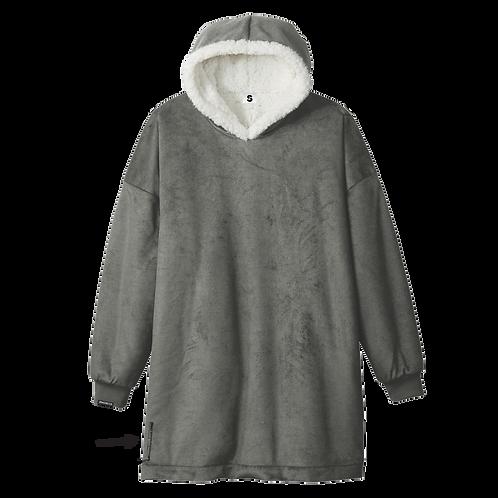 Stache Sherpa - Grey (OSFA)
