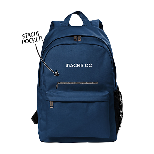 Carhartt® x Stache Co Backpack - Navy