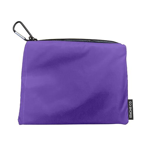 Odor Proof Stache Bag™ - Purple