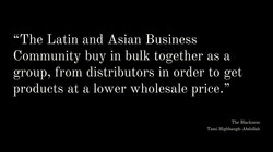 Work Together and Buy In Bulk