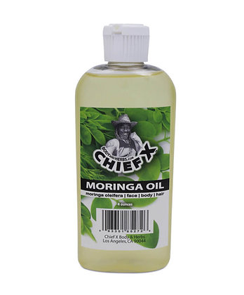 Body and Herbs Moringa Oil