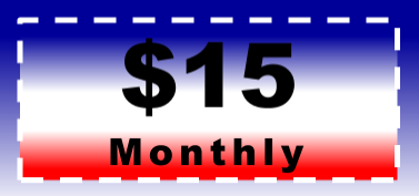 $15 Monthly Support