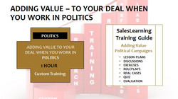 Adding Value Politics