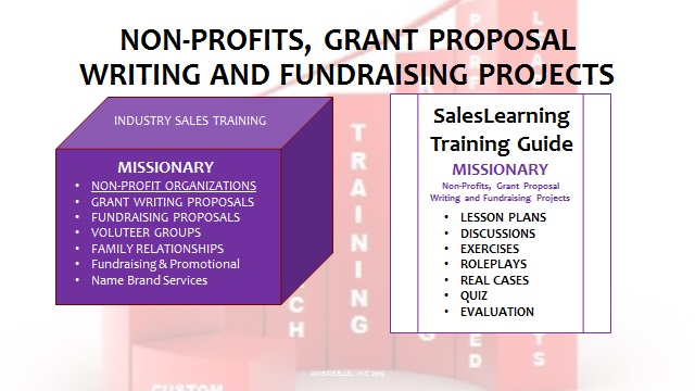 Non-Profits Grant Proposal Writing and Fundraising Projects