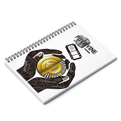CEPTV Spiral Notebook Ruled Line
