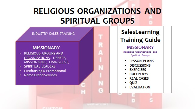 Religious Organizations and Spiritual Groups