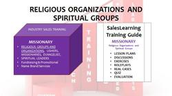 Religious Organizations and Spiritual Groups