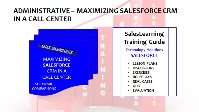 Administrative Maximizing Salesforce