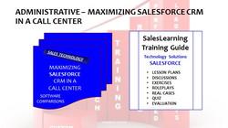 Administrative Maximizing Salesforce