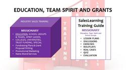 Education Team Spirit and Grants