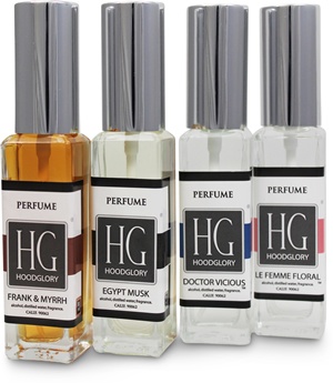 HoodGlory Perfumes