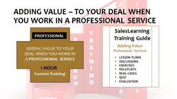 Adding Value Professional Services