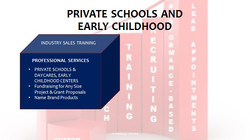 Private Schools and Early Childhood