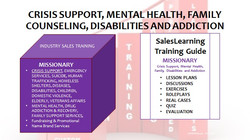 Crisis Support Mental Health Family Counseling Disabilities and Addiction