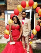Top 2 Bottom Couples Dress and Suit Package