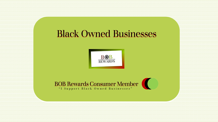 BOB Consumer's Discount Card