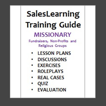 TRAINING MANUAL - Fundraising