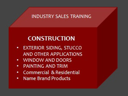 INDUSTRY TRAINING - Exteriors Sales Webinar