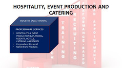 Hospitality Event Production and Catering