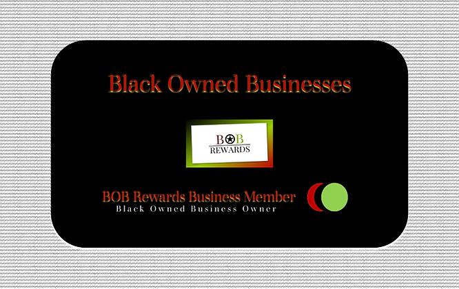BOB Rewards Business Membership Card