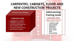Carpentry, Cabinets, Floors