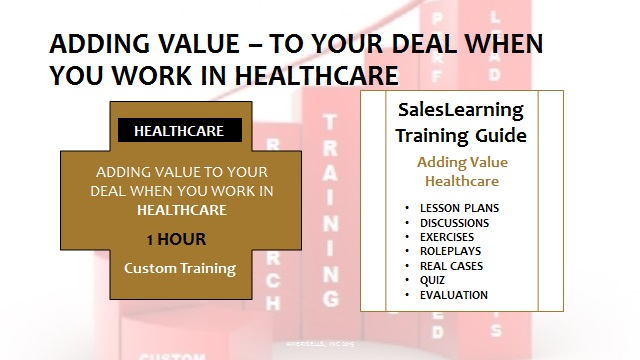 Adding Value Healthcare