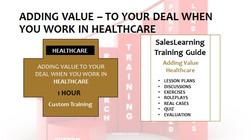 Adding Value Healthcare